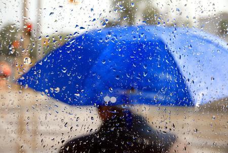 blue umbrella | fineartamerica