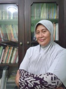 Ibuk saya